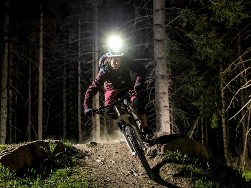 Rando VTT D'Anglet à Bayonne partez en rando VTT en pleine forêt avec l'équipe Evolution 2 Pays Basque