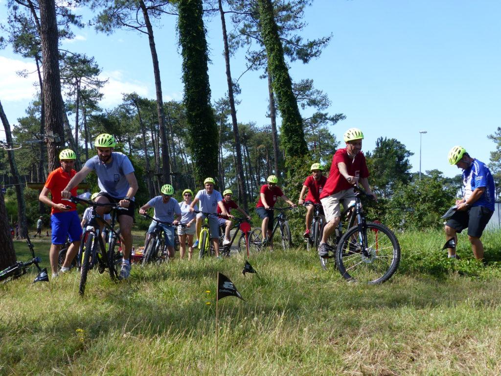 Team building aventure à Anglet avec Evolution 2 Pays Basque